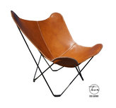 NYHET! Taur Butterfly Chair Original Eco Leather