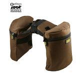 Outfitters Supply™ TrailMax Original Pommelbags (hornväskor), Brun
