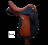"Zaldi Dressage SanJorge +TM System - demosadel 17,5"""