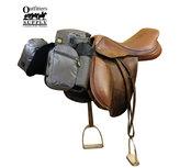 Outfitters Supply™ TrailMax English Pommel Bag (framväskor), Stålgrå