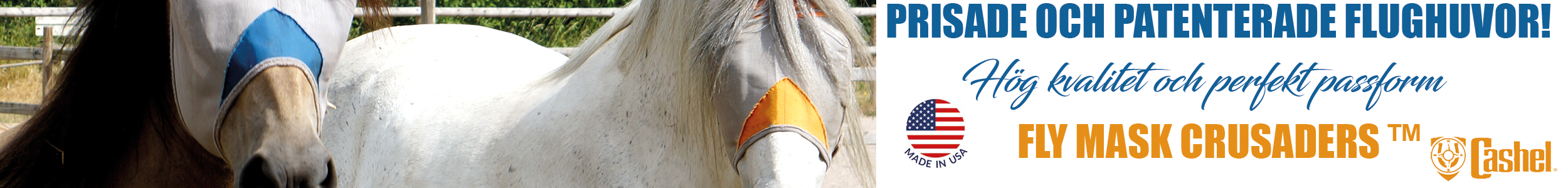 Taur Cashel Fly Mask